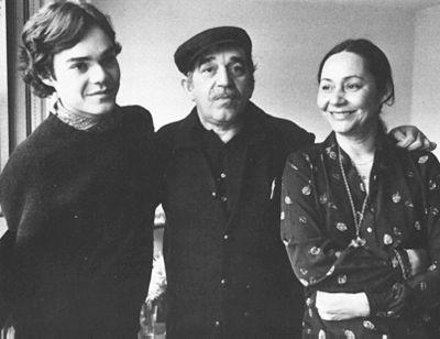 GABRIEL GARCÍA MÁRQUEZ Familia